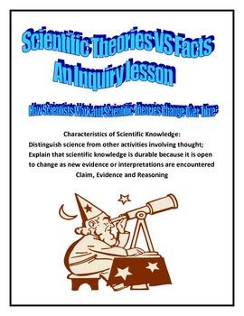 Scientific Theories VS Facts