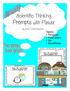 Scientific Thinking Prompts