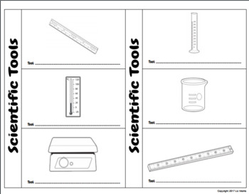 Scientific Tools Foldable for INB