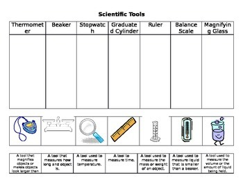 Scientific Tools Sort