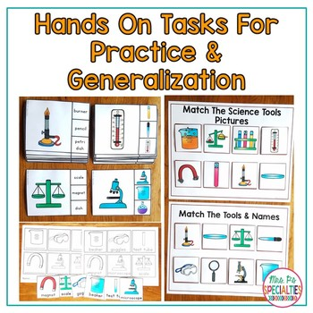 Scientific Tools  (Special Education Science Unit)