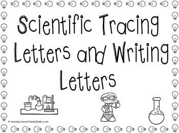 Scientific Tracing and Writing Letters