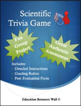 Scientific Trivia Game Project