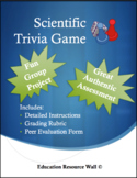 Scientific Trivia Game Project