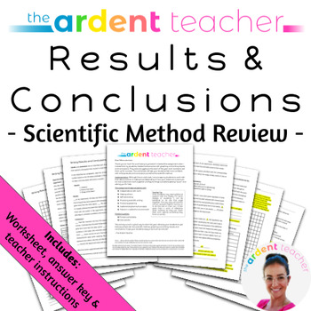 Scientific Writing: Results & Conclusions