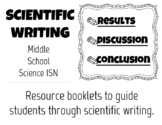 Lab Write Up | Scientific Writing Scaffolds/Rubic: Results/Discussion/Conclusion