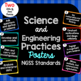 Science and Engineering Practices Posters (Next Generation Science Standards)