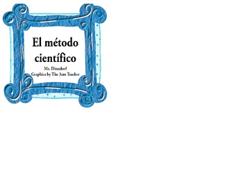 Scientific method in Spanish Metodo cientifico