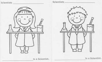 Science: Me as a Scientist