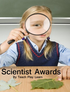 Scientist Awards (Next Generation Science Standards)