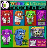 Scientist Clip Art