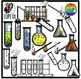 Scientist Clipart (Albert Einstein & Michio Kaku)