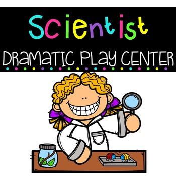 Scientist Dramatic Play Center