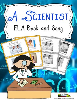 Scientist ELA Book and Song With Comprehension Questions