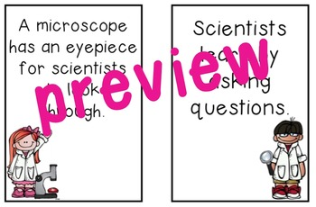 Scientist: Fact and Opinion