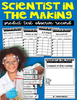 Scientist In the Making