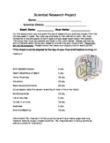 Scientist Inventor Biography Research Project Rubric Independent Work Printable