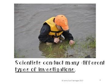 Scientist Investigate Book