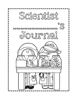 Scientist Journal Cover