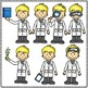 Scientist Pack (JB Design Clip Art for Personal or Commerc