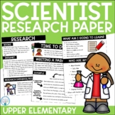 Scientist Research Paper