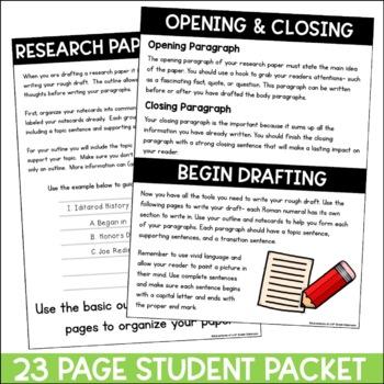Scientist Research Paper