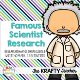 Scientist Research Writing - Famous Scientists Third, Fourth, Fifth
