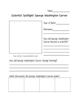 Scientist Spotlight: George Washington Carver and Alexander Graham Bell