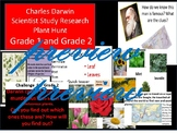 Scientist Study Darwin Grade 1