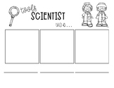 Scientist Tools Draw and Label