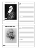 Scientist Trading Cards