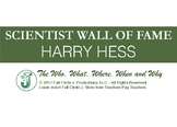 Scientist Wall of Fame: Harry Hess