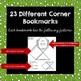 Scientist and Inventors Corner Book Marks