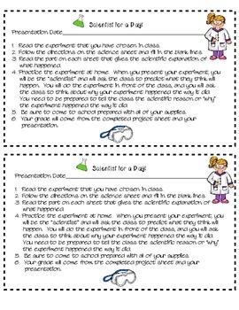Scientist for a Day: Peers teaching Peers!