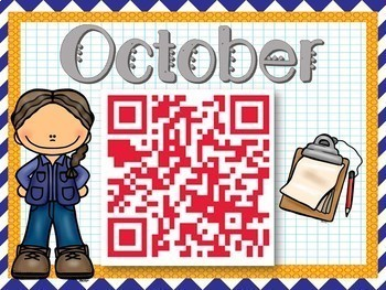 Scientist of the Month using QR Codes Volume 2
