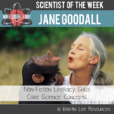 Scientist of the Week - Jane Goodall