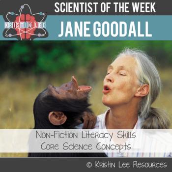 Scientist of the Week - Jane Goodall