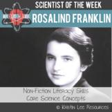 Scientist of the Week - Rosalind Franklin