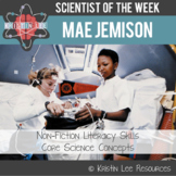 Scientist of the Week - Mae Jemison