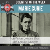 Scientist of the Week - Marie Curie