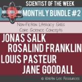 Scientist of the Week - Monthly Bundle #2