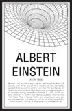 Scientists - Albert Einstein