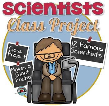 Scientists Class Research Project - Creates a Large Class Quilt