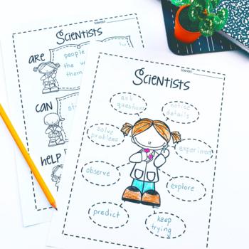 Scientists Craftivity