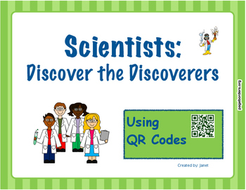 Scientists: Discover the Discoverers