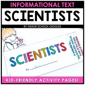 What Do Scientists Do Interactive Notebook