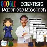 Scientists [Google Classroom Compatible]