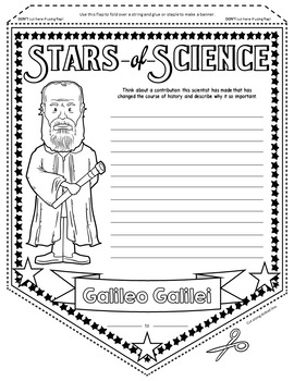 Scientists & Inventors Pennant Flags