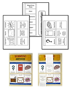 Introduction to Science Lap Book