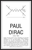 Scientists - Paul Dirac
